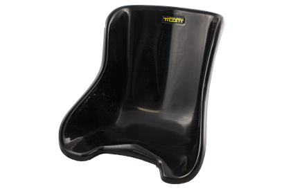 104-0014 - Tillett Rental Seat Black Glass Fibre