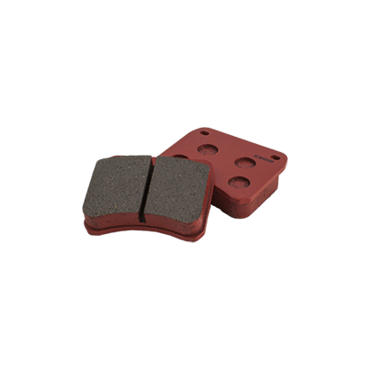 115-0051 - Thick Red Brake Pads