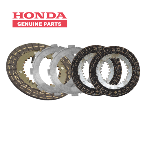 Genuine honda wet clutch set