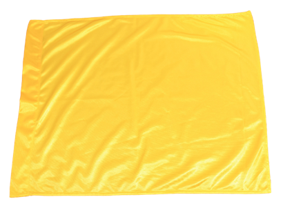 140-0025 Yellow Flag 500x500
