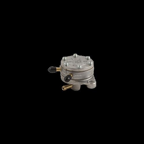 Mikuni Metal Impulse Fuel Pump - Round - Biz Karts