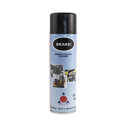 150-0001 - Baseline Brake Cleaner 500ml