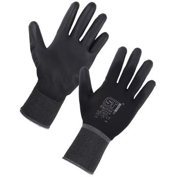 132-0000 Biz Nylon Kart Gloves