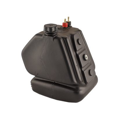 101-1024 - Black Fuel Tank 8.5 Ltr